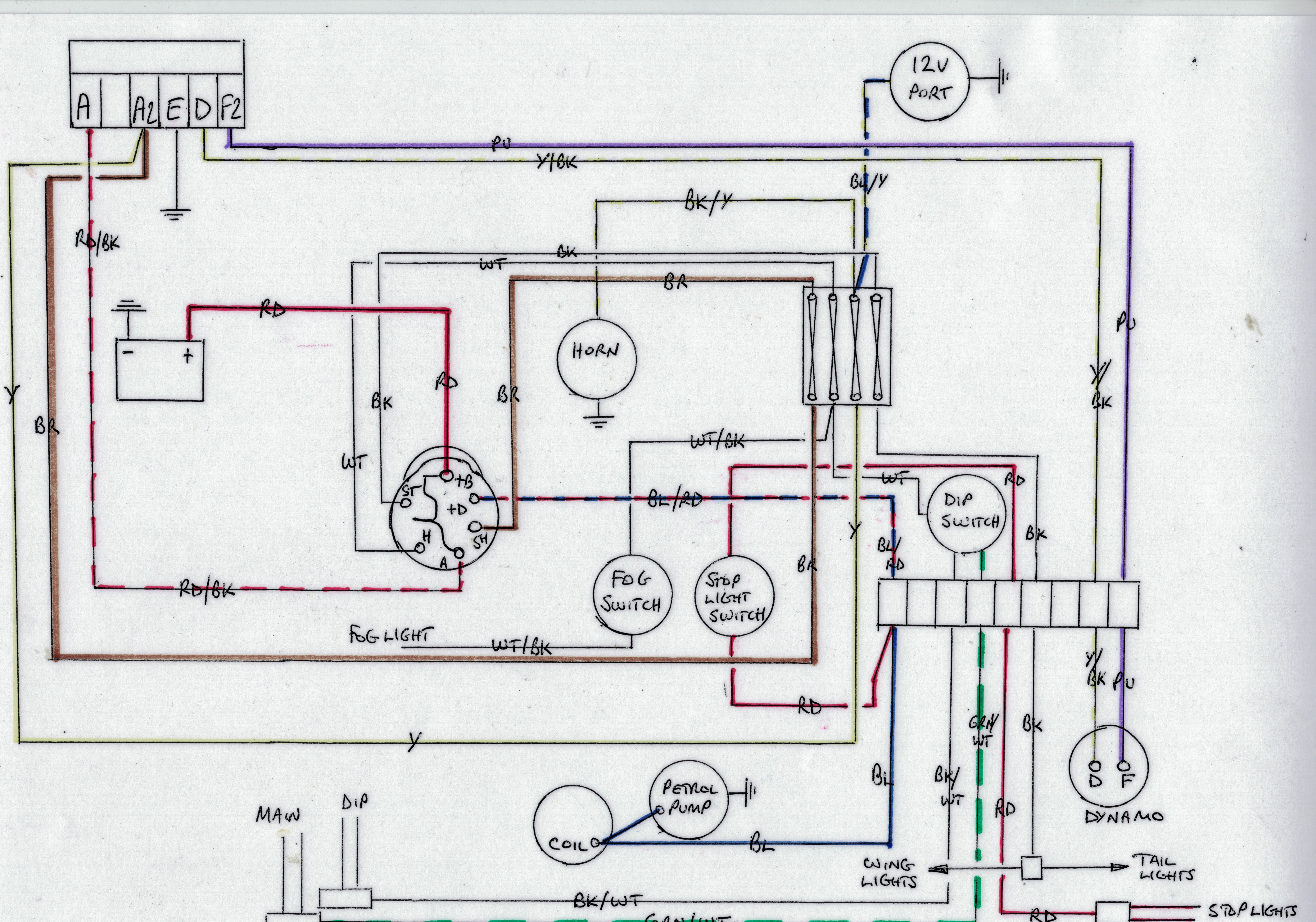 Wiring Diagram For 1950 Nash Wiring Diagram Experts